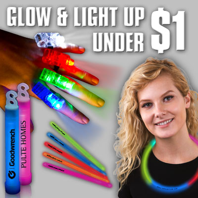 Glow & Light Up Novelties