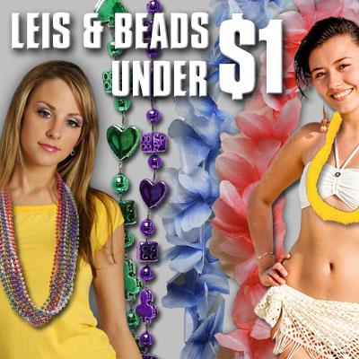 Leis & Beads