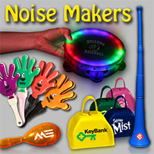 Clappers, Maracas & Noise Makers