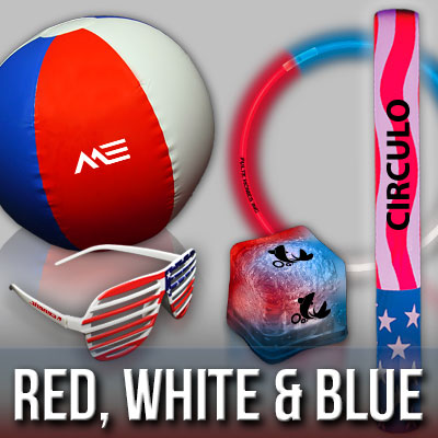 Red-White-Blue