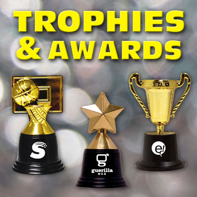 Trophies & Awards for Every Event