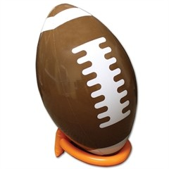 Inflatable Football and Tee