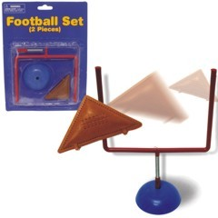 Tabletop Flick Football Game Sets - 12 Pack