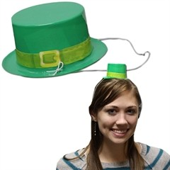 Leprechaun Mini Top Hats
