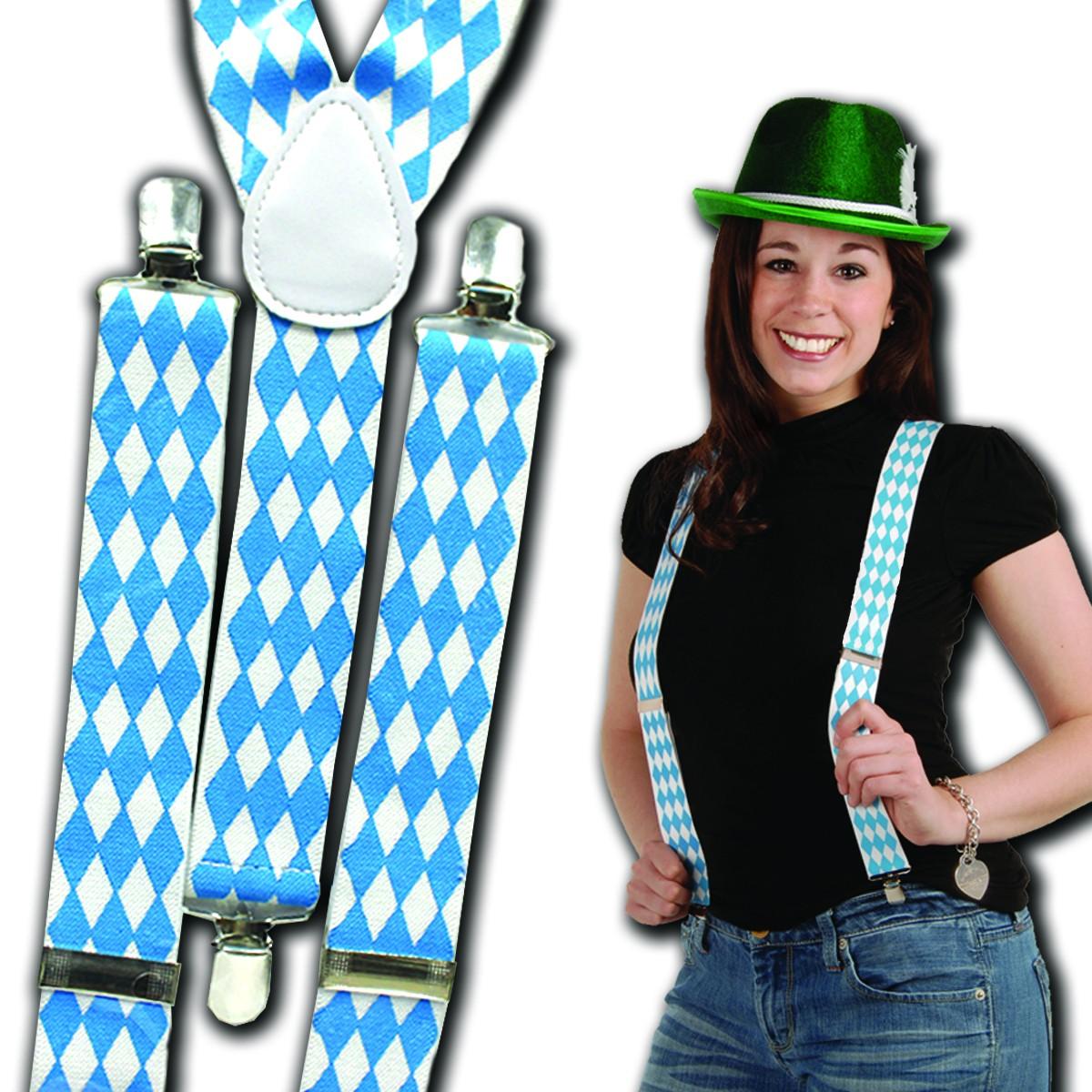 Oktoberfest Suspenders