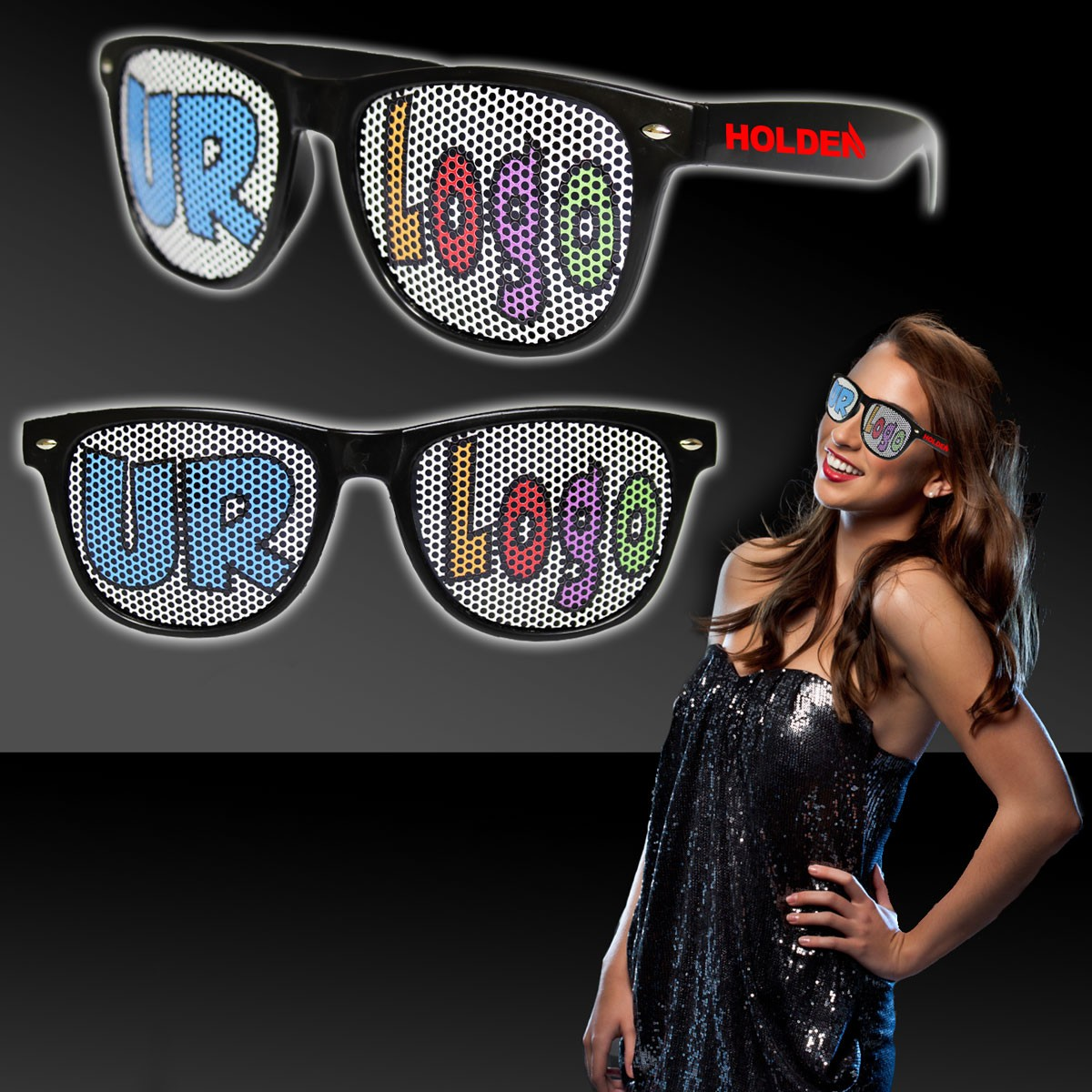 Custom Billboard Sunglasses