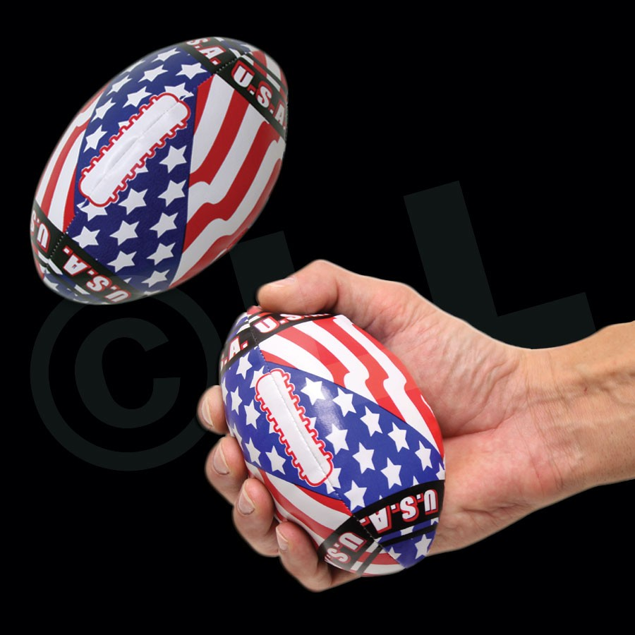 Patriotic Flag Ball