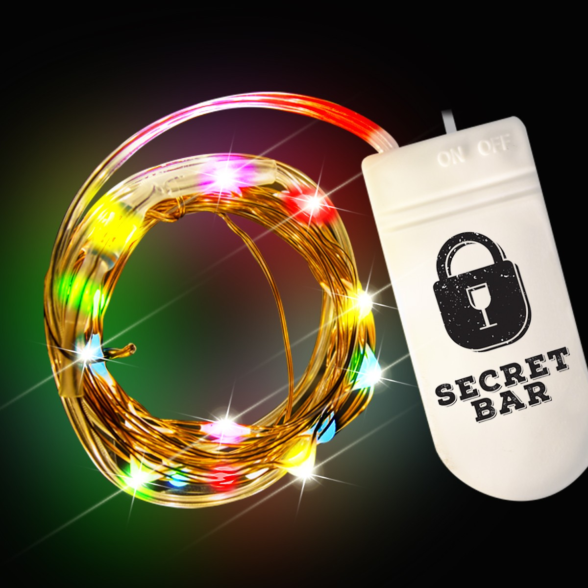 Multi Color LED String Lights