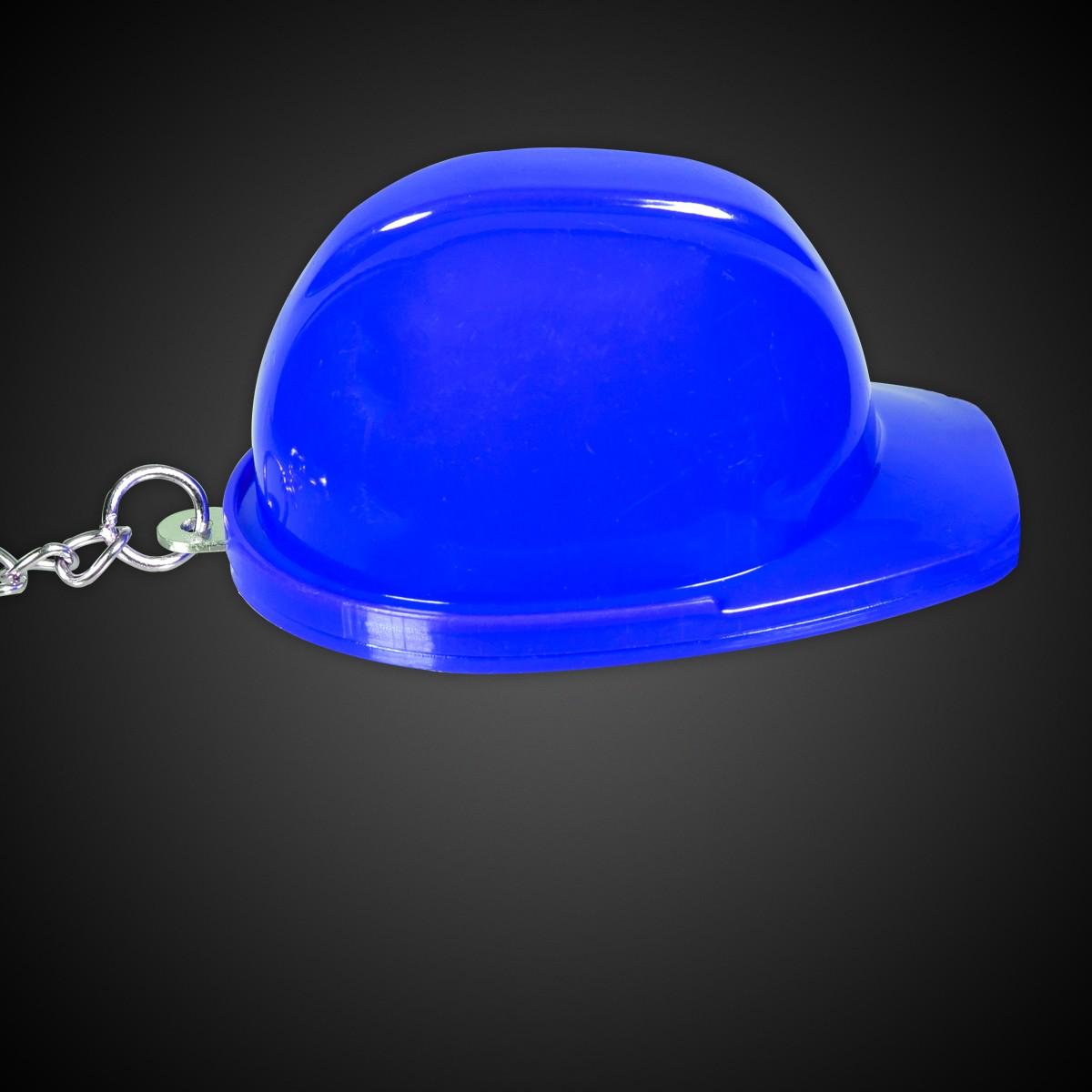 plastic construction hat bottle opener key chains non light up novelties toys. Black Bedroom Furniture Sets. Home Design Ideas