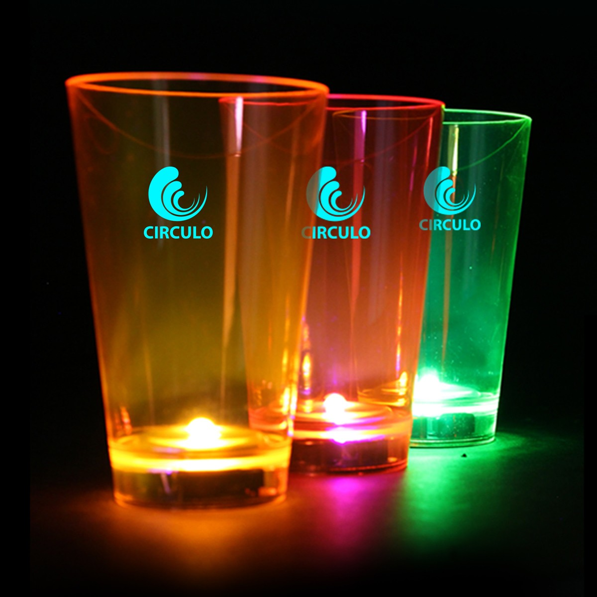 Neon LED Tumbler Cup