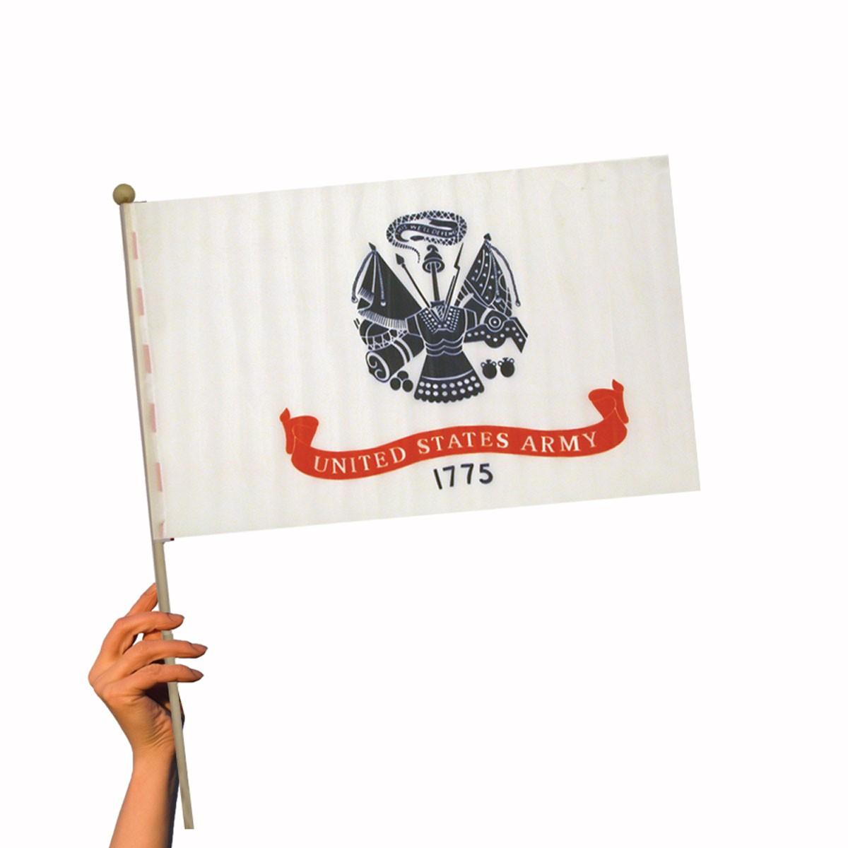 US Army Flag - 12 Inch by 18 Inch