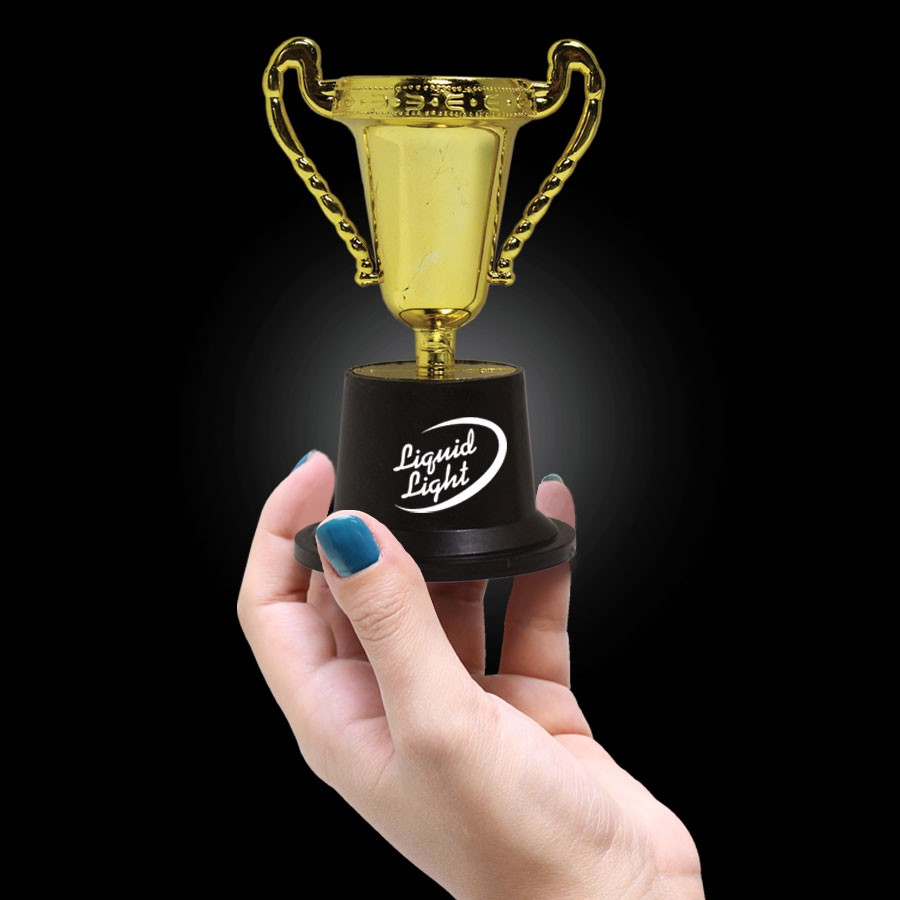 "5"" Plastic Trophy Cup"