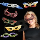 Assorted Sequin Masks