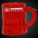 Mini Red Beer Mug Medallion