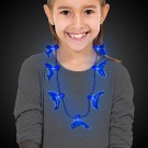 LED Dolphin Necklace