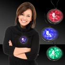 LED Infinity Fusion Badge Necklace