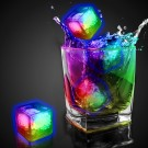 Blank Rainbow Liquid Activated Light Up Ice Cubes