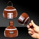 Football Metal Cowbell