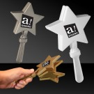 Star Shape Hand Clappers