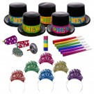 Merry Makers New Year's Eve Party Kit for 50 People