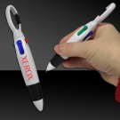 Multi Color Clip Pen - 5""