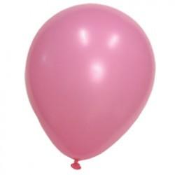 Pink Crystal Latex Balloons