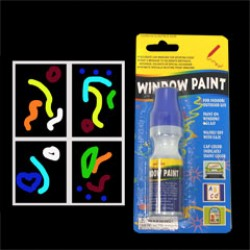 1 oz. ROYAL BLUE WINDOW PAINT