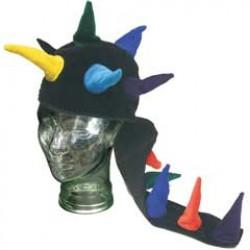 Dragon Tail Velvet Hat