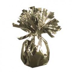 Silver Foil Balloon Weight - 2.5 Inch