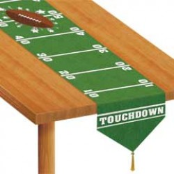 Football Field   72'' Table Runner