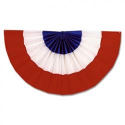Patriotic Bunting  24'' X 48''