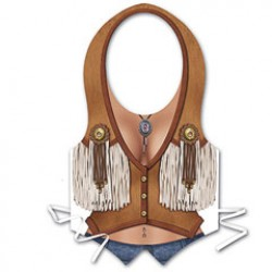 Cowgirl Vest