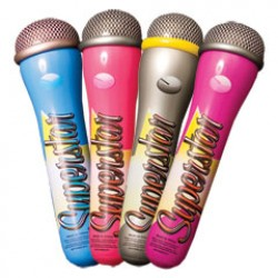 Microphone Inflatables
