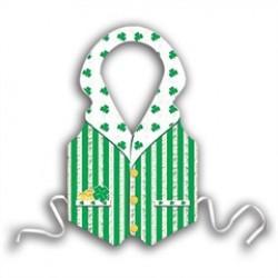 St. Patrick's Plastic Vest