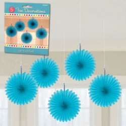 Blue Mini Hanging Spray Decorations