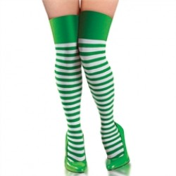 St. Patrick's Day  Thigh Highs