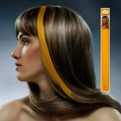 Yellow Hair Extension