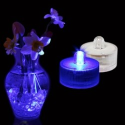 Blue Waterproof LED Aqua Beam Lights