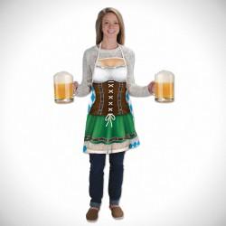 Oktoberfest Fraulein Apron