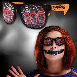 Boo Halloween Billboard Sunglasses