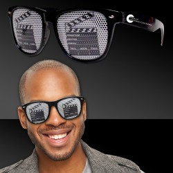 Clapboard Billboard Sunglasses