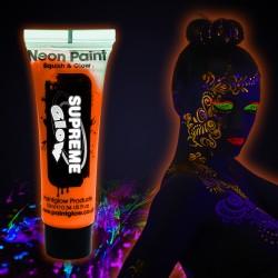 Orange UV Face & Body Paint