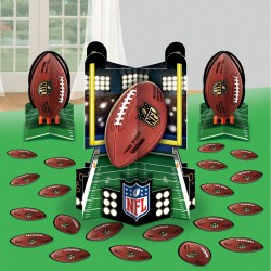 NFL Drive Table Decor Kit