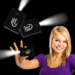 "2"" Black Credit Card Light"