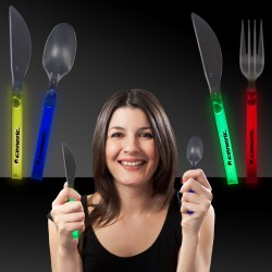 Glow Spoons, Knives and Forks
