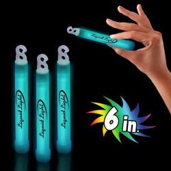"Aqua 6"" Glow Sticks"
