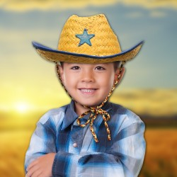 Cowboy Hats (Imprintable Bands Available)