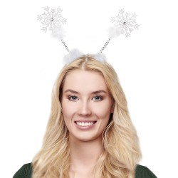 Snowflake Head Boppers