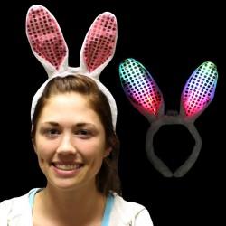 LED Bunny Ears