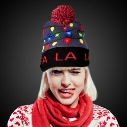 Fa La La LED Hat